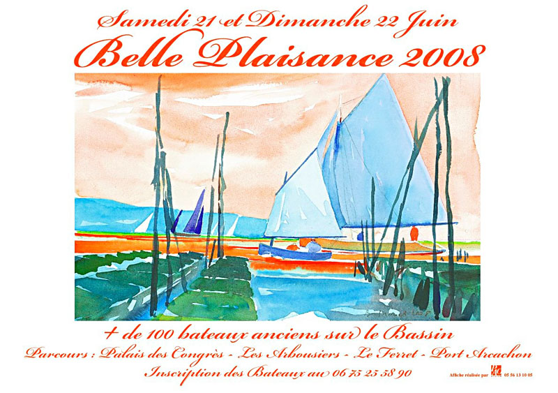 BLOG-affiche belle plaisance 2008