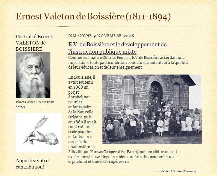 Ernest Valeton de Boissière