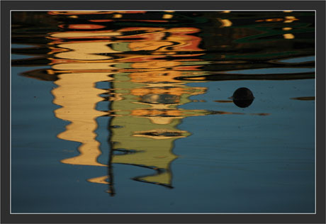 BLOG-DSC_6324- reflet enseigne et bouée