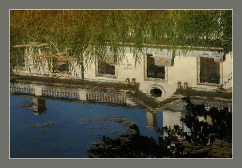 BLOG-DSC_0612-reflet château Certes