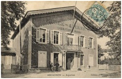 musée aquarium actuel (rue Jolyet)
