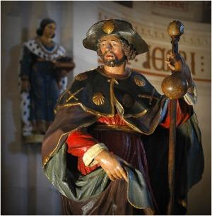 BLOG-DSC_8464-statue St Jacques église du Teich