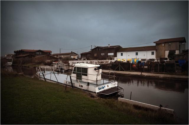 BLOG-DSC_01412-bateau Tyic à Tyic canalot la Teste et cabane Boutet