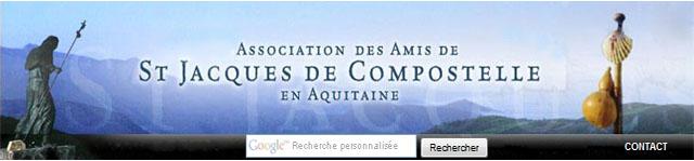 Les amis de St Jacques de Compostelle en Aquitaine
