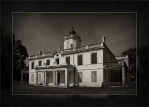 BLOG-DSC_0613-château de Certes Audenge sépia cadre 640