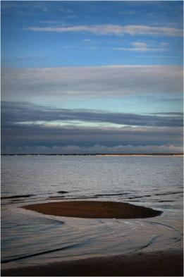 BLOG-DSC_11232-rond de sable dans l'eau marée montante 2