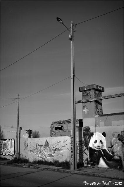 BLOG-DSC_18262-tag panda et réverbère Bacalan bassins à flot N&B 2