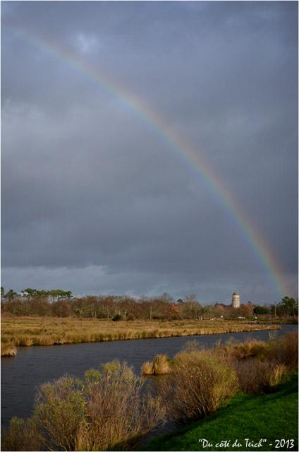 BLOG-DSC_18678-arc-en-ciel château d'eau Audenge 1er Janvier 2013