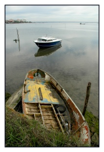 CP-DSC_2329-vieille barque & Arcachon