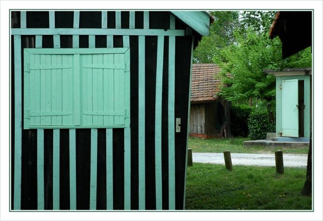 CP-DSC_6113-fenêtre & porte vertes de Biganos