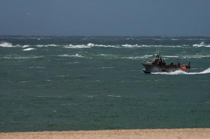 CP-DSC_7525-retour bateau & pointe Cap-Ferret déserte