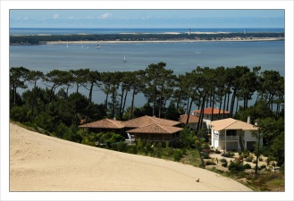 CP-DSC_7808-maisons dune, Bassin & océan