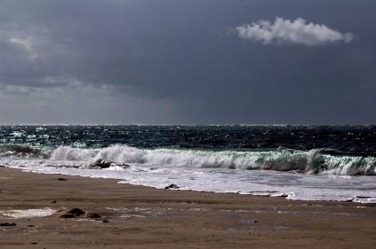 CP-DSC_9579-vagues, écume & petit nuage