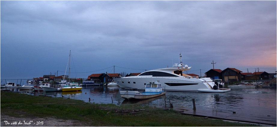 BLOG-DSC_20872-bateaux port Larros et yacht 28 m Couach Noé 11 Avril 2013
