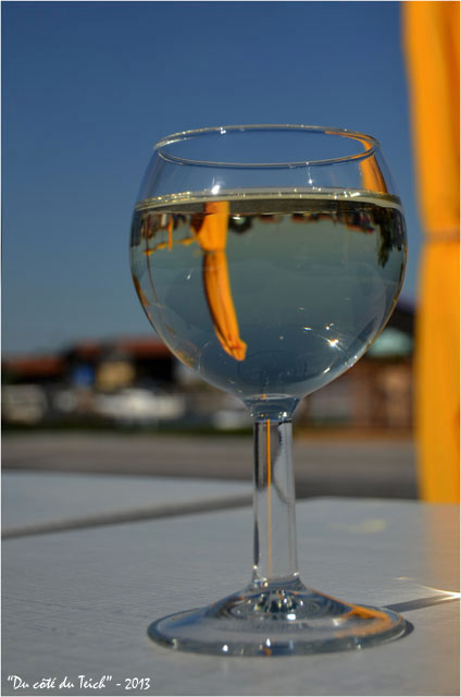 BLOG-DSC_21129-verre vin blanc terrasse la baraque à huitres port Larros