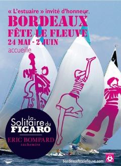 Bordeaux fête le fleuve 2013 et solitaire du Figaro