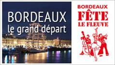 Départ Solitaire Figaro Bordeaux 2013