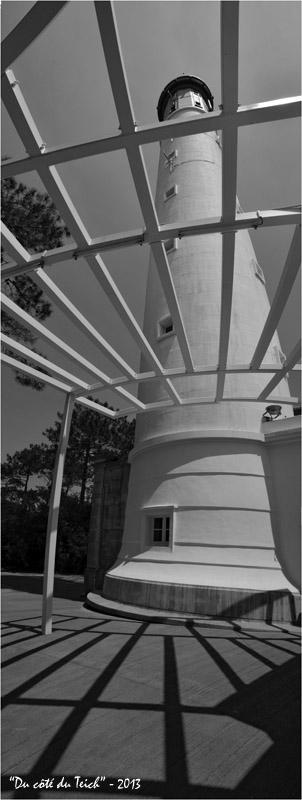 BLOG-DSC_22549-50-51-nouvelle entrée phare Cap-Ferret N&B