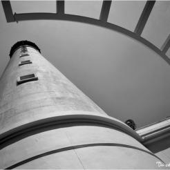 BLOG-DSC_22711-nouvelle entrée phare Cap-Ferret N&B