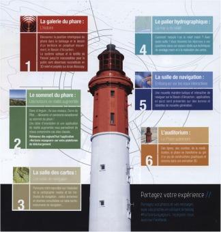 dépliant phare Cap-Ferret 2
