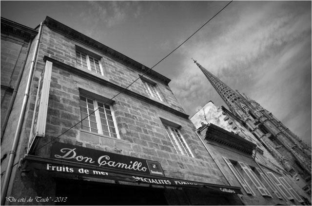 BLOG-DSC_23389-Don Camillo et tour St Michel N&B