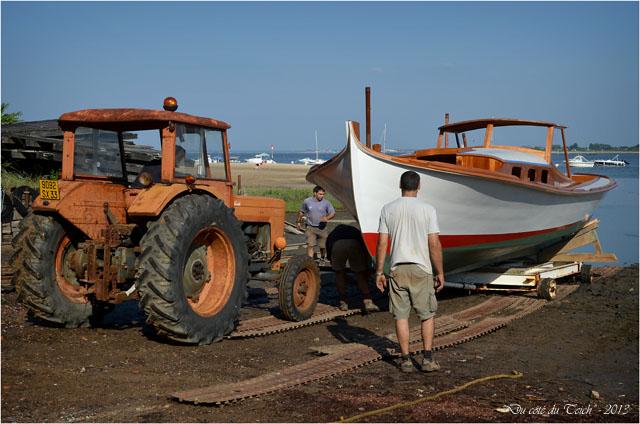 BLOG-DSC_23614-préparatifs mise à l'eau pinasse la Vamp chantier Bossuet