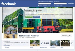 Ecomusée Marquèze Facebook