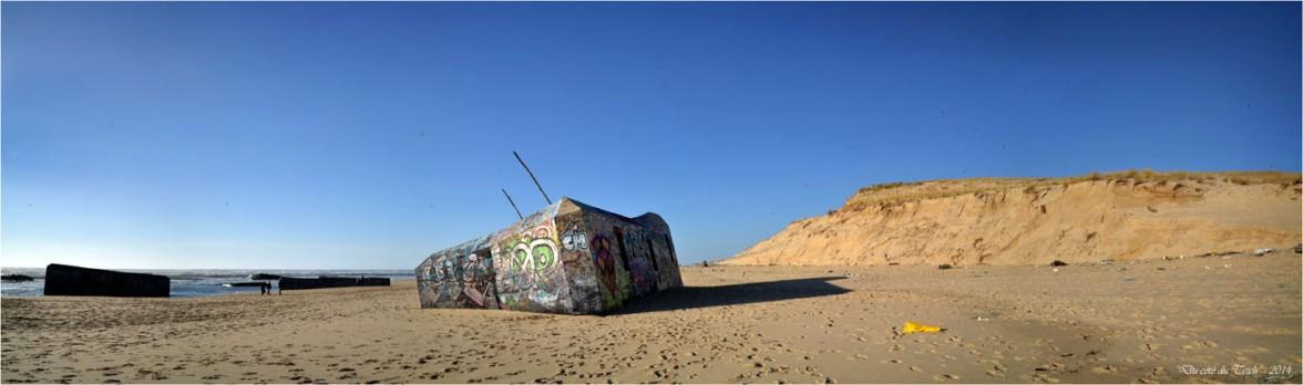 BLOG-DSC_27237-40-blockhaus déchets et érosion pointe Cap-Ferret Mars 2014