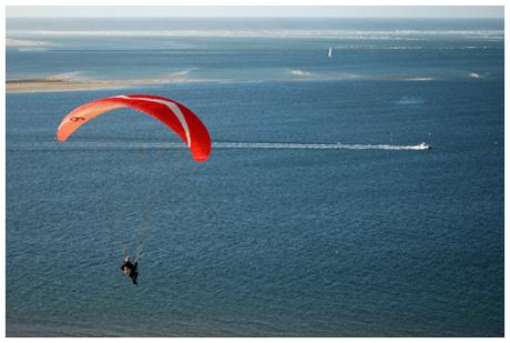 BLOG-DSC_0205-parapente et bateaux banc d'Arguin