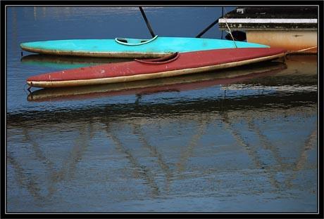 BLOG-DSC_0775-canoe kayak sous passerelle port