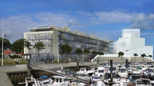 projet POA petit port Arcachon