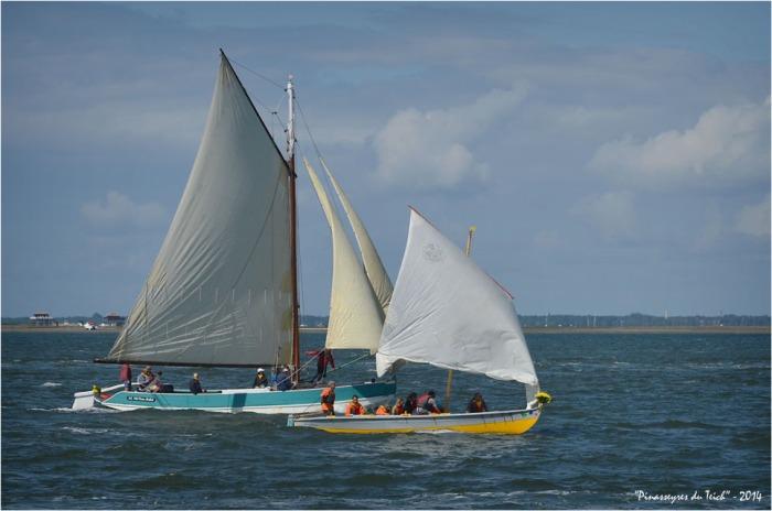 BLOG ASSO-DSC_29959-la Teychine et Pdt Pierre Mallet régate fêtes de la mer Arcachon 2014