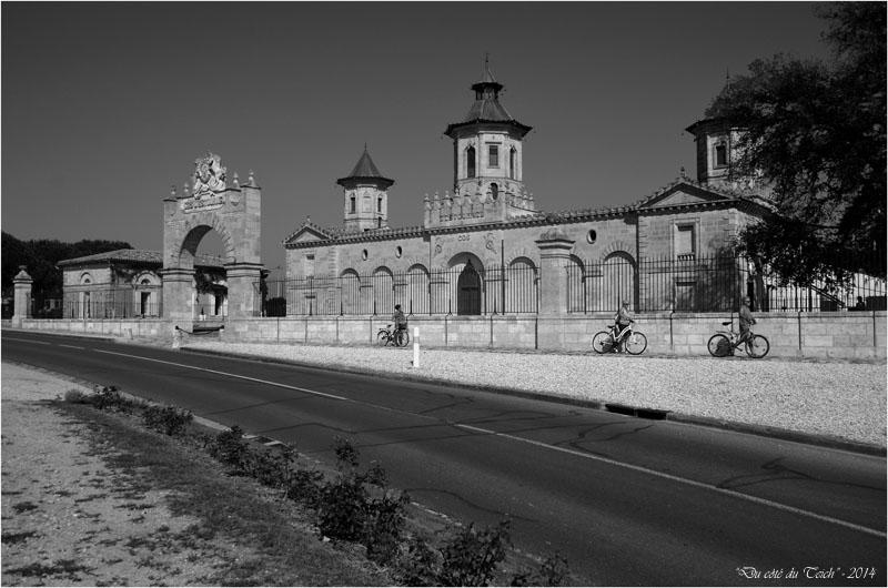 BLOG-DSC_30719-château Cos d'Estournel N&B