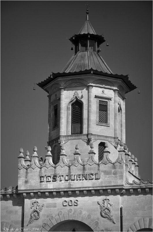 BLOG-DSC_30724-château Cos d'Estournel N&B