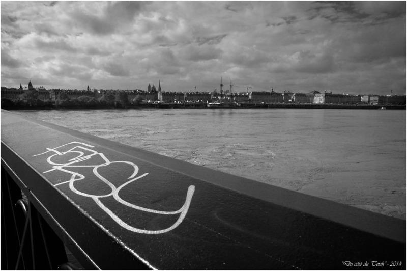 BLOG-DSC_2298-graffitis pont de pierre et Hermione à Bordeaux 9 Oct 2014 N&B