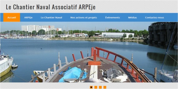 Chantier naval associatif ARPEje