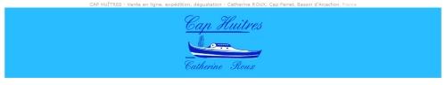 Cap-Huîtres - Catherine Roux