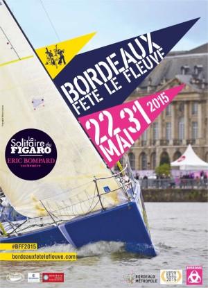 Affiche-Bordeaux Fête le Fleuve 2015
