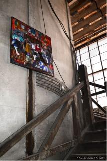 Tableau de Marie-Laure DRILLET http://mld98.wix.com/drillet