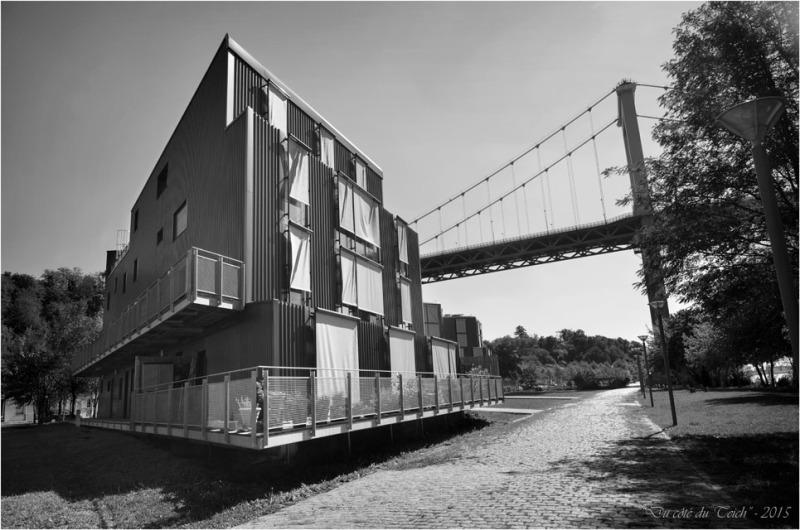 BLOG-DSC_38217-immeuble Lormont Bas et pont Aquitaine N&B