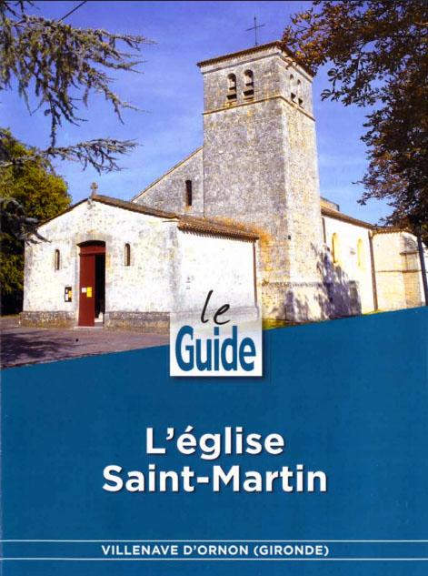 Brochure église Saint-Martin