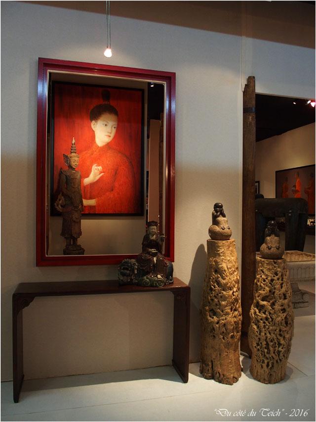 Galerie orient extr me fait salon bordeaux lac du for Salon antiquaire bordeaux