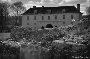 Ruines caserne nord et corps de garde de la Gironde