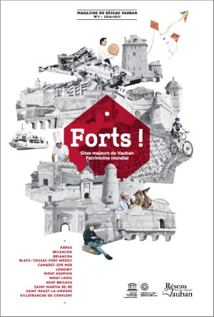Forts de Vauban - magazine 2016-2017