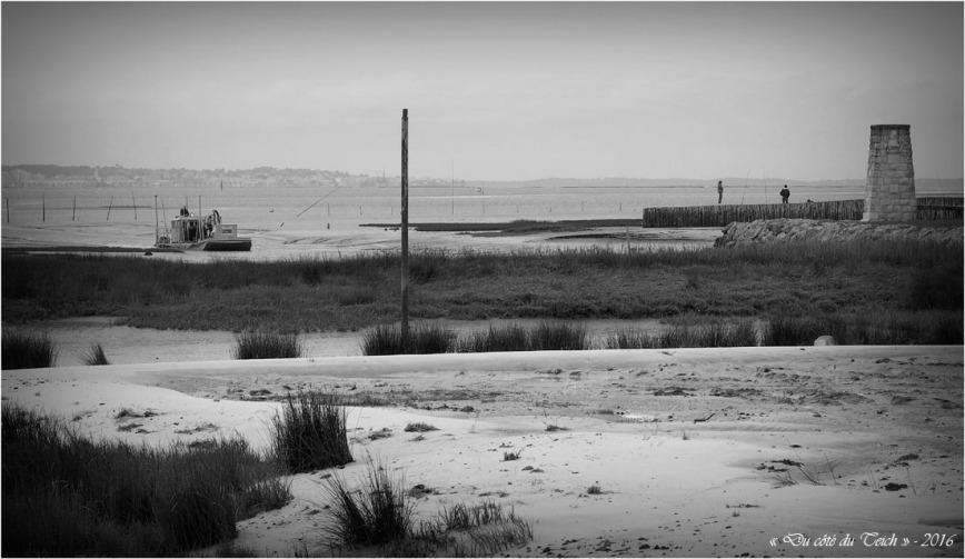 BLOG-P4224387-jetée et rivages Audenge N&B1