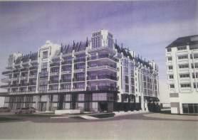 Projet hôtel-casino Arcachon - source image Le blog de Charles-Albert Lucas