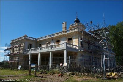BLOG-P5069030-travaux château Certes Mai 2017