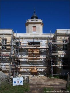 BLOG-P5069038-travaux château Certes Mai 2017