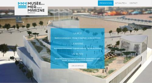 site officiel du Musée de la Mer et de la Marine