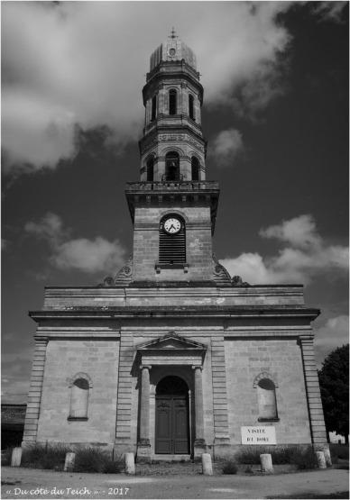 BLOG-P7110199-église St Seurin Lamarque N&B